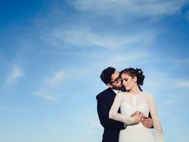 le nozze di Rossynell e Daniel