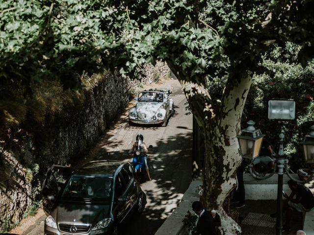 Il matrimonio di Gian Luca e Nicoletta a Vietri sul Mare, Salerno 3