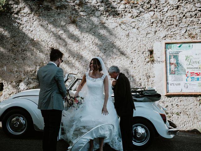 Il matrimonio di Gian Luca e Nicoletta a Vietri sul Mare, Salerno 4