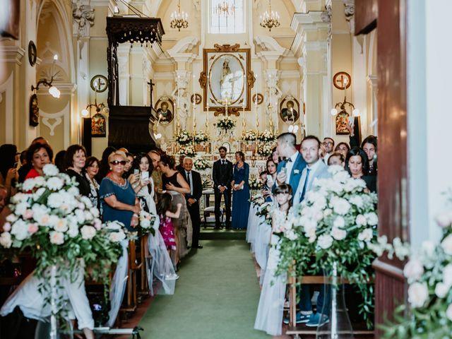 Il matrimonio di Gian Luca e Nicoletta a Vietri sul Mare, Salerno 5