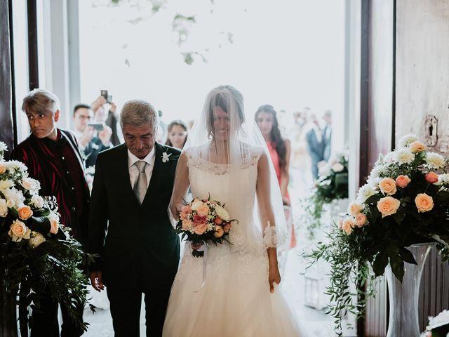 Il matrimonio di Gian Luca e Nicoletta a Vietri sul Mare, Salerno 9