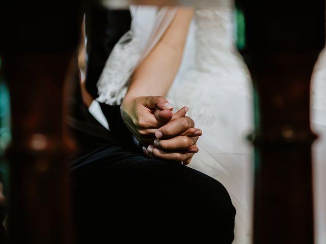 Il matrimonio di Gian Luca e Nicoletta a Vietri sul Mare, Salerno 12