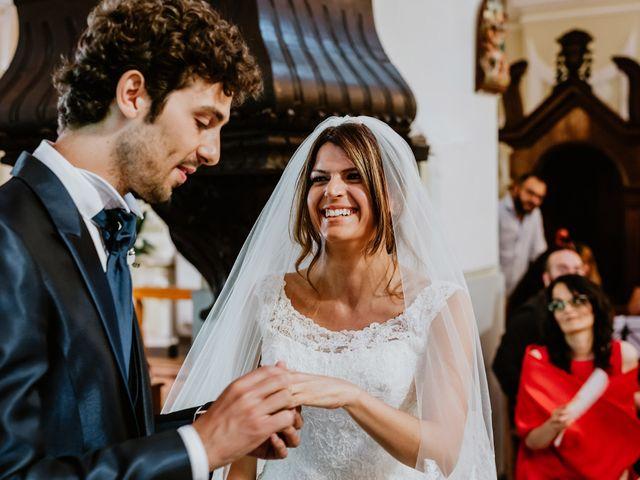Il matrimonio di Gian Luca e Nicoletta a Vietri sul Mare, Salerno 13