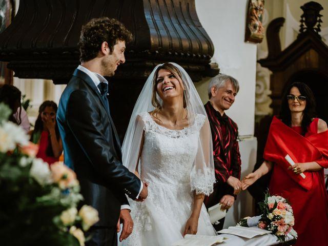 Il matrimonio di Gian Luca e Nicoletta a Vietri sul Mare, Salerno 18