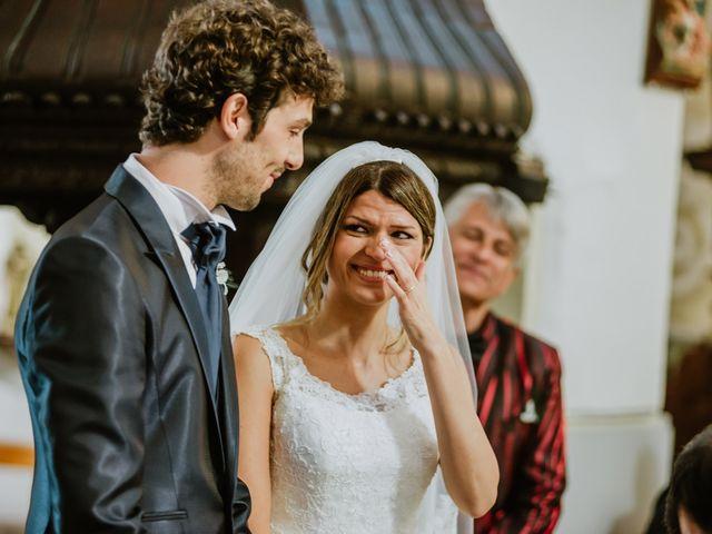 Il matrimonio di Gian Luca e Nicoletta a Vietri sul Mare, Salerno 21