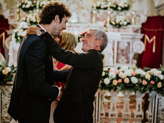 Il matrimonio di Gian Luca e Nicoletta a Vietri sul Mare, Salerno 22