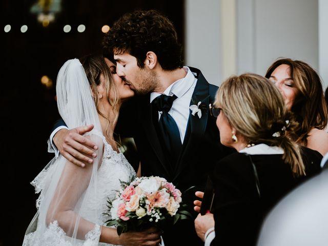 Il matrimonio di Gian Luca e Nicoletta a Vietri sul Mare, Salerno 23