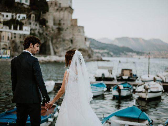 Il matrimonio di Gian Luca e Nicoletta a Vietri sul Mare, Salerno 25