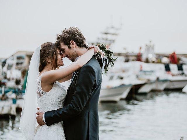 Il matrimonio di Gian Luca e Nicoletta a Vietri sul Mare, Salerno 29