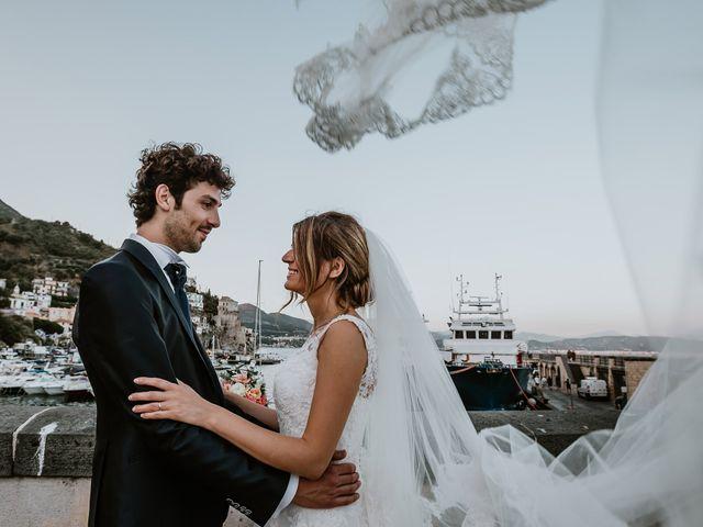 Il matrimonio di Gian Luca e Nicoletta a Vietri sul Mare, Salerno 32