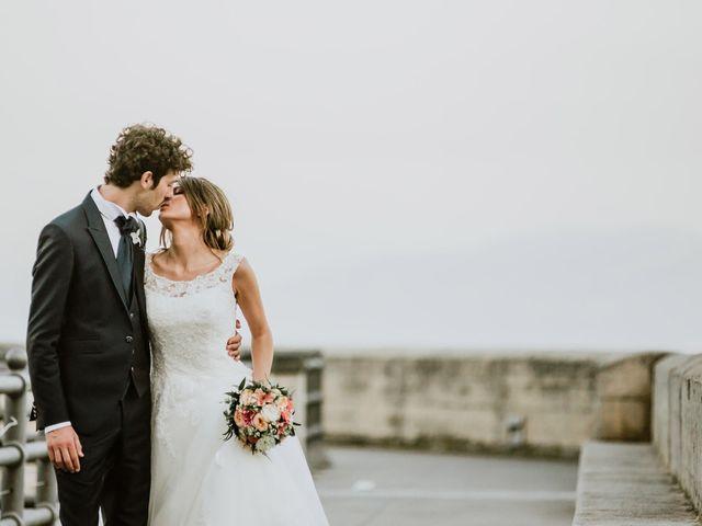 Il matrimonio di Gian Luca e Nicoletta a Vietri sul Mare, Salerno 37