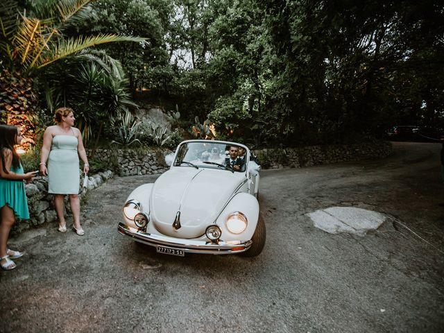 Il matrimonio di Gian Luca e Nicoletta a Vietri sul Mare, Salerno 38