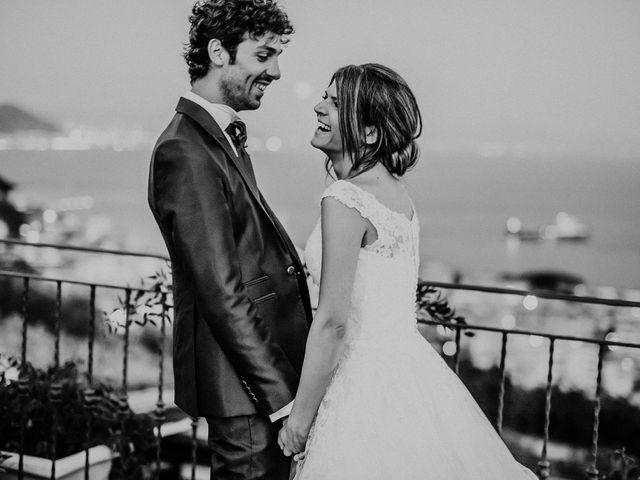 Il matrimonio di Gian Luca e Nicoletta a Vietri sul Mare, Salerno 44