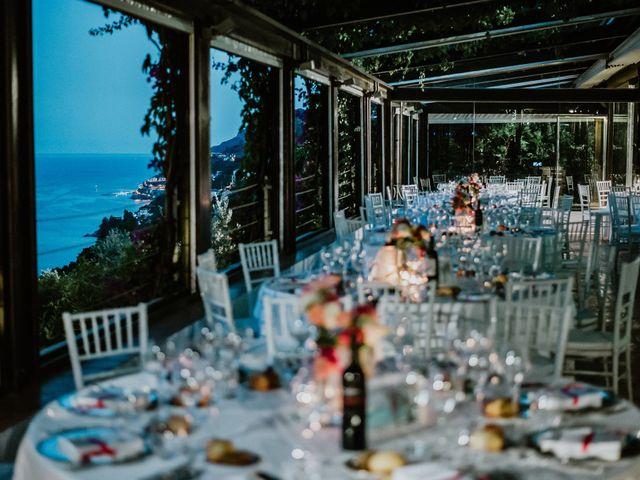 Il matrimonio di Gian Luca e Nicoletta a Vietri sul Mare, Salerno 45