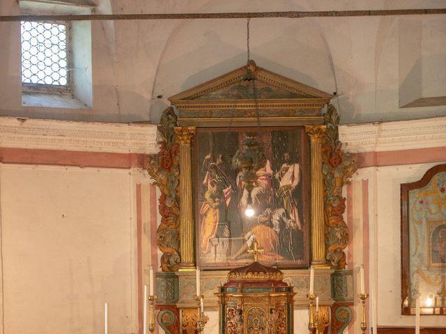 Il matrimonio di Pablo e Linda a Bagolino, Brescia 17