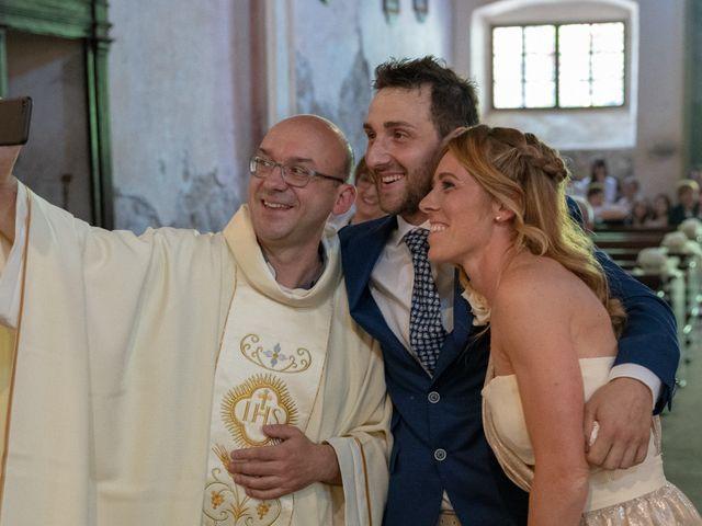 Il matrimonio di Pablo e Linda a Bagolino, Brescia 22