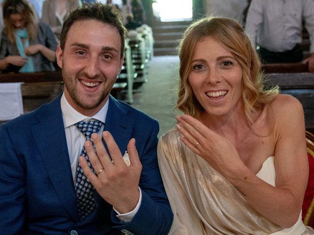 Il matrimonio di Pablo e Linda a Bagolino, Brescia 29