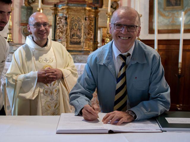 Il matrimonio di Pablo e Linda a Bagolino, Brescia 32
