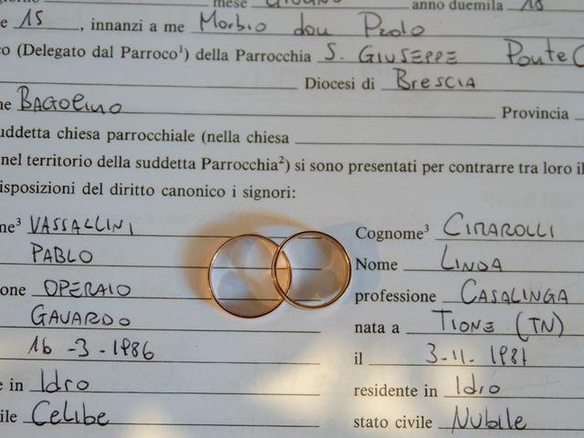 Il matrimonio di Pablo e Linda a Bagolino, Brescia 35