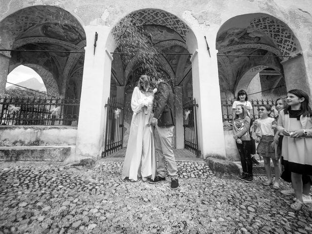 Il matrimonio di Pablo e Linda a Bagolino, Brescia 36