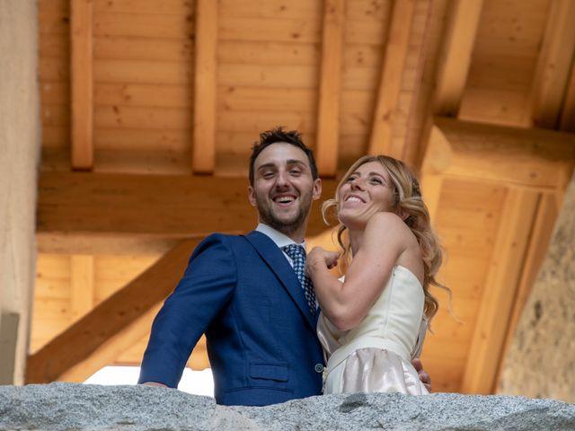 Il matrimonio di Pablo e Linda a Bagolino, Brescia 45