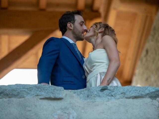 Il matrimonio di Pablo e Linda a Bagolino, Brescia 46