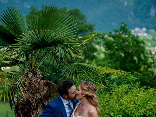 Il matrimonio di Pablo e Linda a Bagolino, Brescia 52