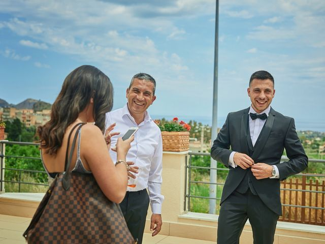 Il matrimonio di Carlo e Selene a Palermo, Palermo 12