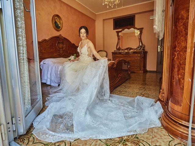 Il matrimonio di Carlo e Selene a Palermo, Palermo 18
