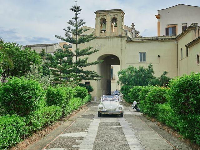 Il matrimonio di Carlo e Selene a Palermo, Palermo 34
