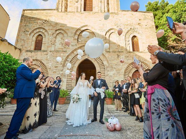 Il matrimonio di Carlo e Selene a Palermo, Palermo 48