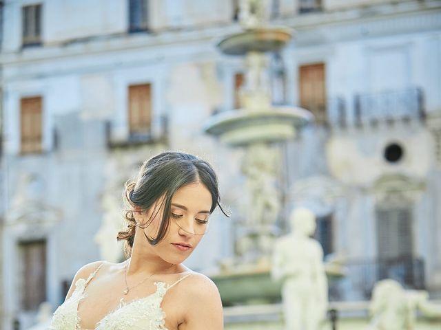 Il matrimonio di Carlo e Selene a Palermo, Palermo 57