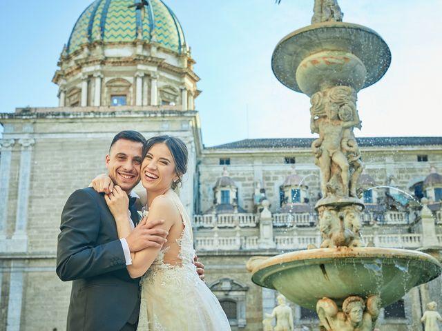 Il matrimonio di Carlo e Selene a Palermo, Palermo 60
