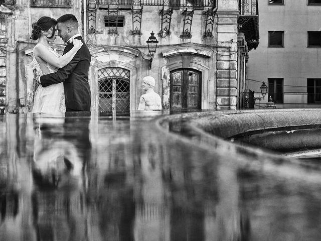 Il matrimonio di Carlo e Selene a Palermo, Palermo 61