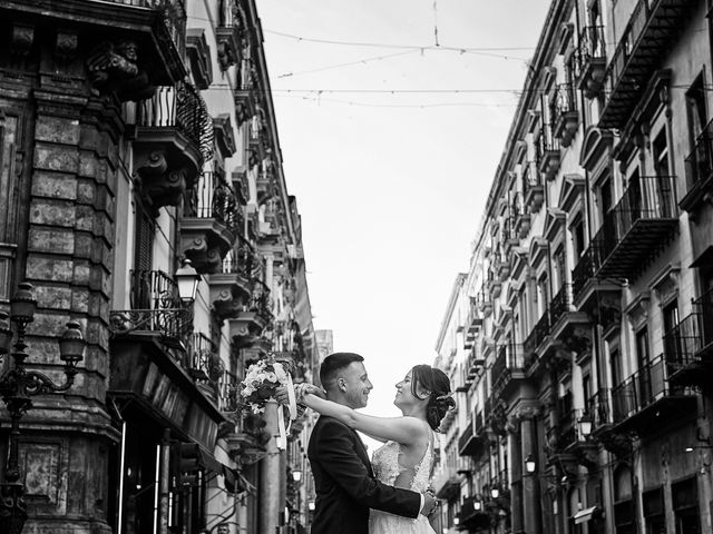 Il matrimonio di Carlo e Selene a Palermo, Palermo 62