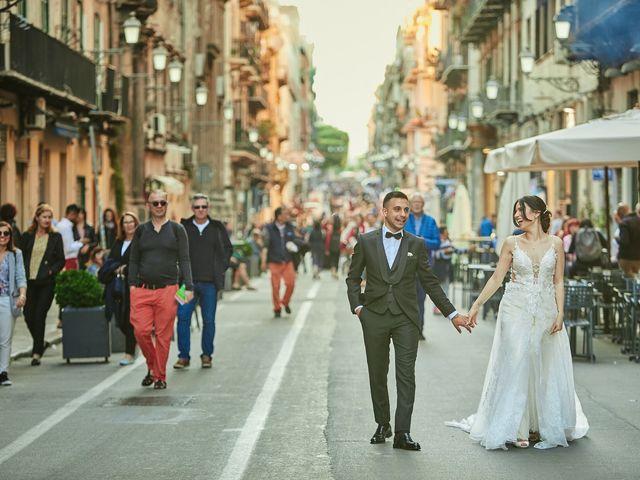 Il matrimonio di Carlo e Selene a Palermo, Palermo 63
