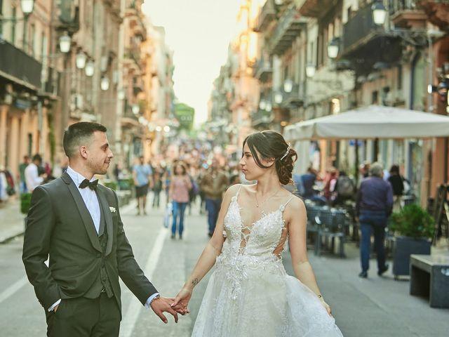 Il matrimonio di Carlo e Selene a Palermo, Palermo 64