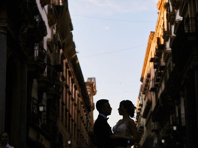 Il matrimonio di Carlo e Selene a Palermo, Palermo 65