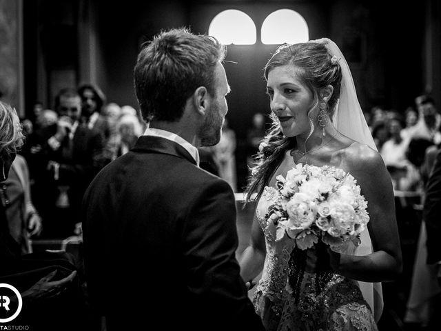 Il matrimonio di Marco e Giluia a Abbadia Lariana, Lecco 13