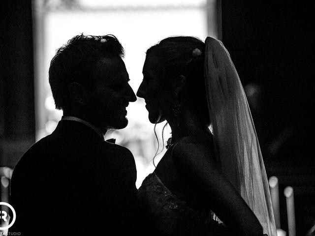 Il matrimonio di Marco e Giluia a Abbadia Lariana, Lecco 19