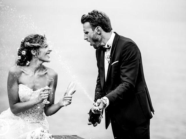 Il matrimonio di Marco e Giluia a Abbadia Lariana, Lecco 31