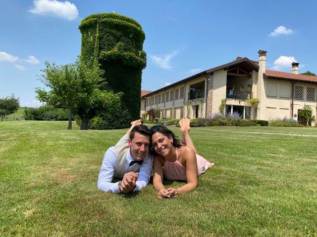 Le nozze di Fabiola e Federico