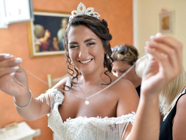 Il matrimonio di Francesco e Mariantonietta a Leporano, Taranto 7