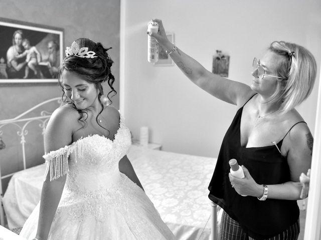Il matrimonio di Francesco e Mariantonietta a Leporano, Taranto 8