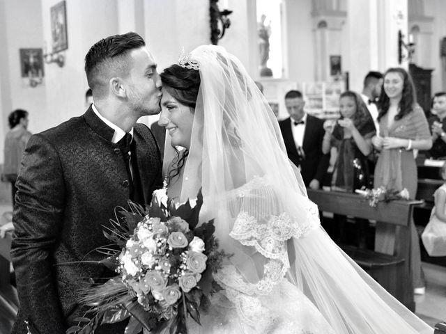 Il matrimonio di Francesco e Mariantonietta a Leporano, Taranto 14