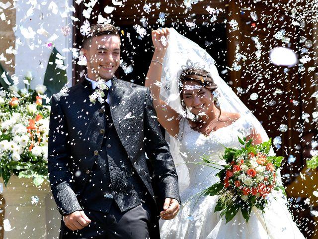 Il matrimonio di Francesco e Mariantonietta a Leporano, Taranto 15