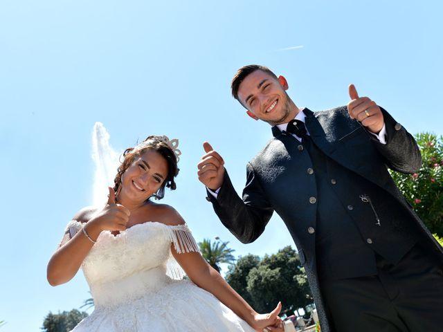Il matrimonio di Francesco e Mariantonietta a Leporano, Taranto 17