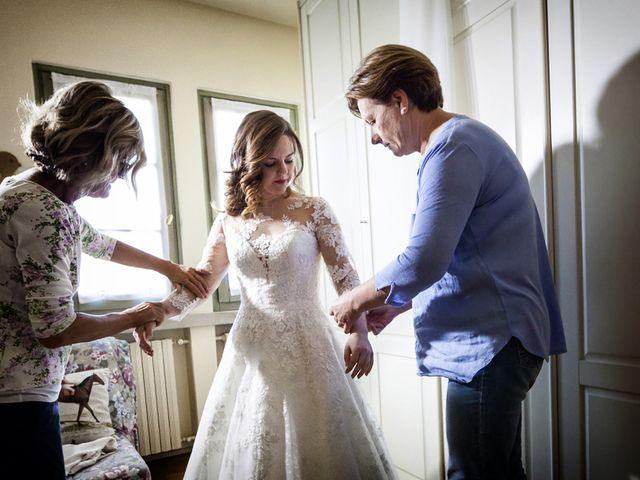 Il matrimonio di Roberto e Valentina a Leno, Brescia 13
