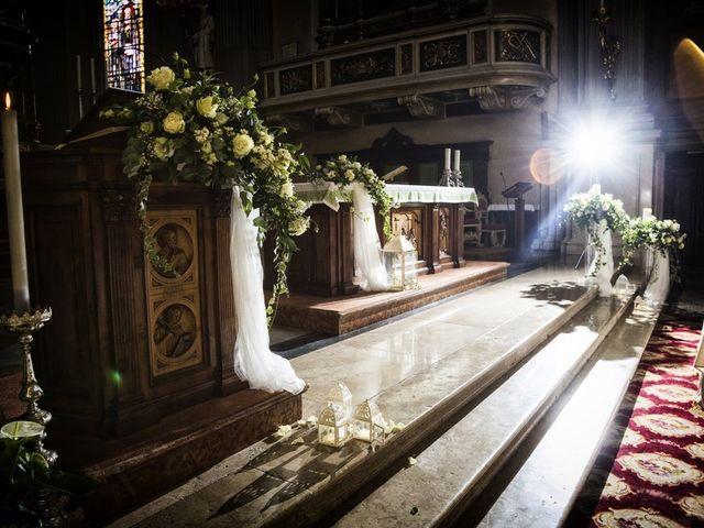 Il matrimonio di Roberto e Valentina a Leno, Brescia 20
