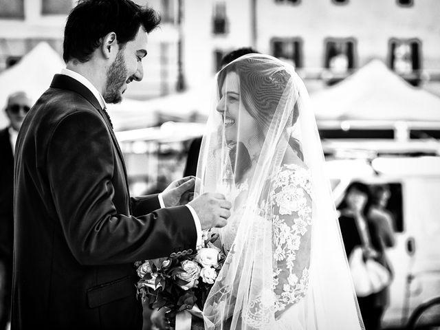 Il matrimonio di Roberto e Valentina a Leno, Brescia 30